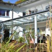 Terrassenüberdachung Balkonüberdachung Vordach Überdachung