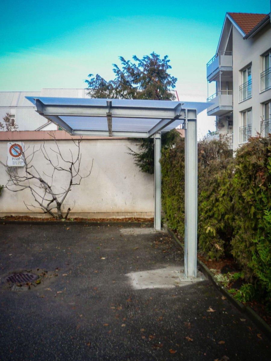 Geliebte Carport freitragend I Maßanfertigung | Medam GmbH #WU_13
