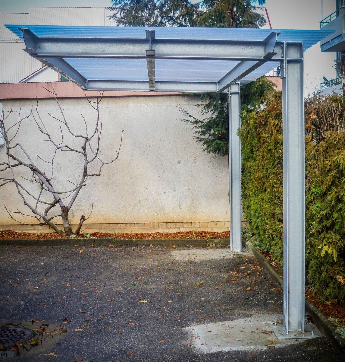 Carport freitragend I Maßanfertigung | Medam GmbH