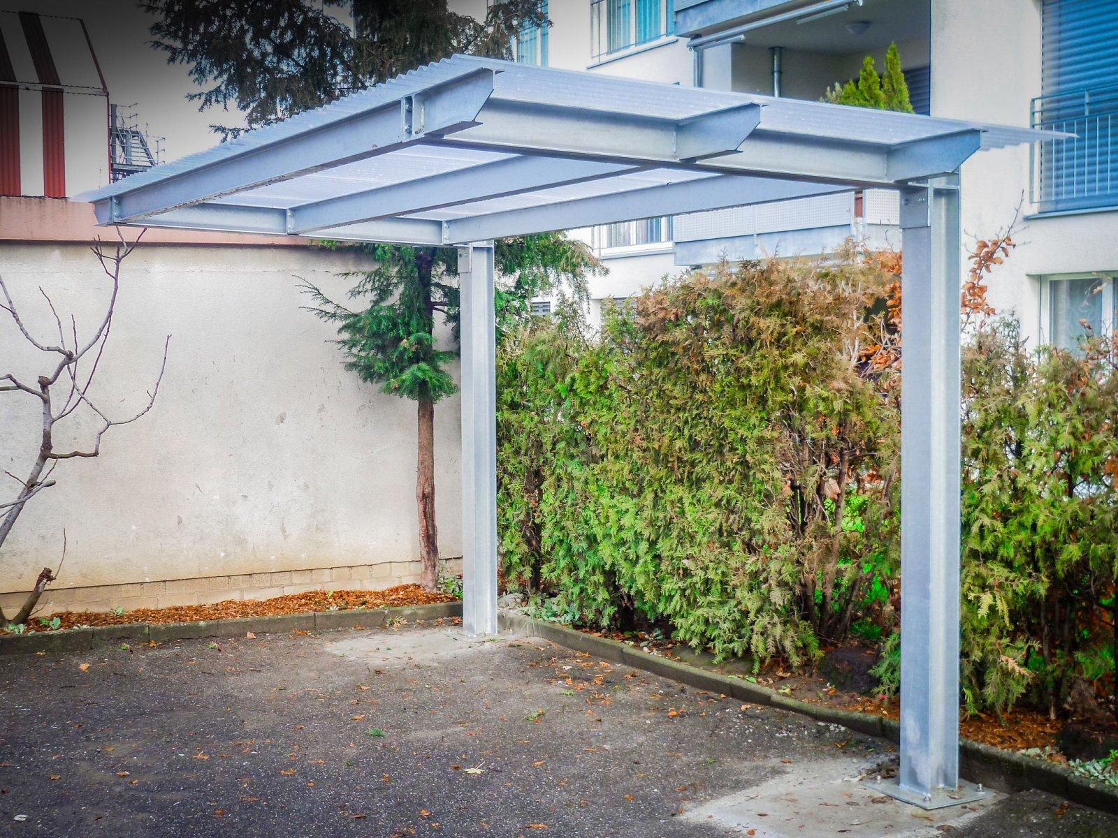 Top Carport freitragend I Maßanfertigung | Medam GmbH &LR_35
